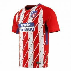 Atlético de Madrid Kids Home Stadium Shirt 2017-18.