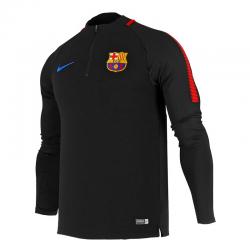 Sudadera de entrenamiento F.C.Barcelona 2017-18.