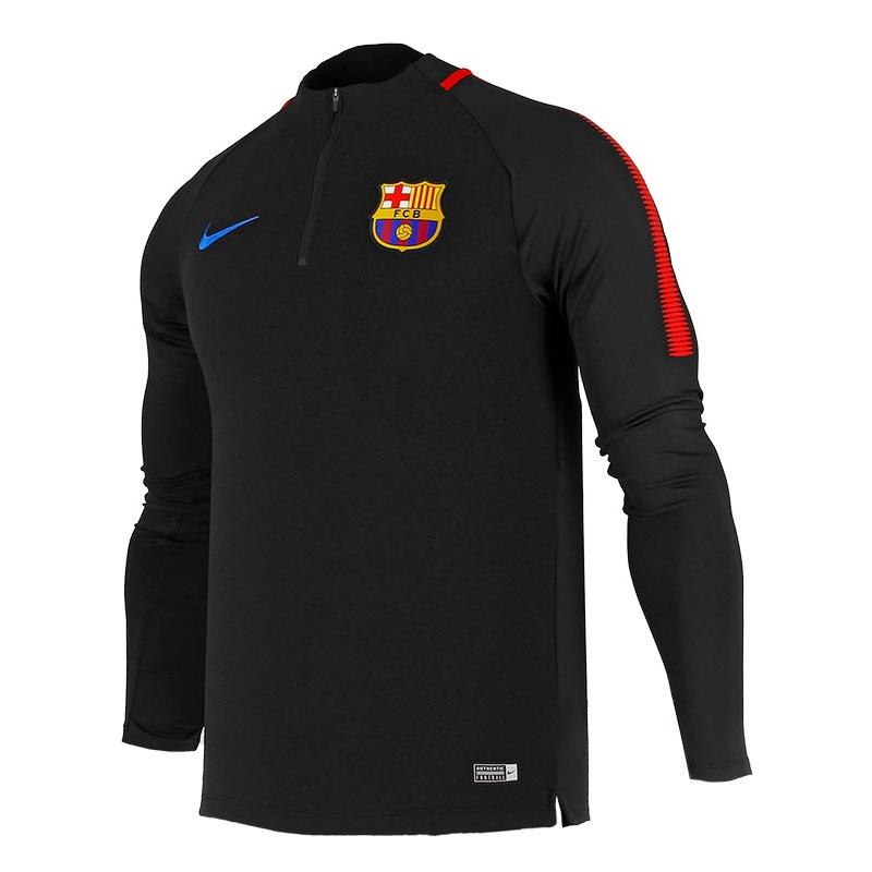 Sudadera de entrenamiento F.C.Barcelona 2017-18. dcca6781aa5