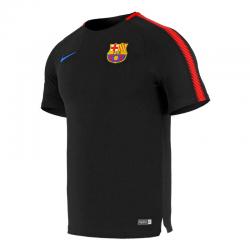 Camiseta entrenamiento niño F.C. Barcelona 2017-18.