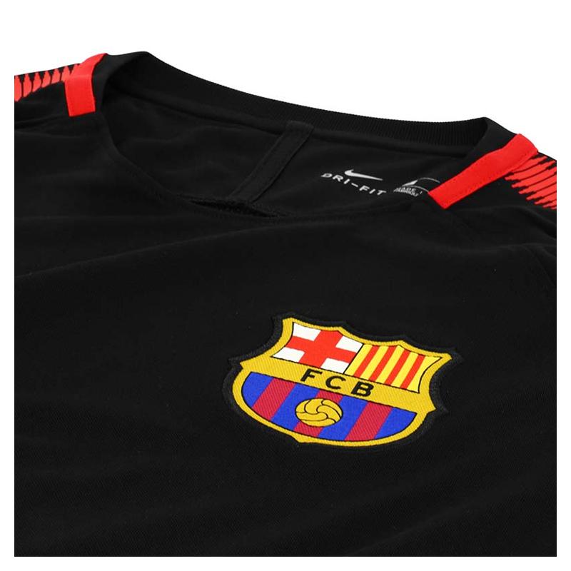 buy online 22a60 b7b97 F.C.Barcelona Kids Training shirt 2017-18.