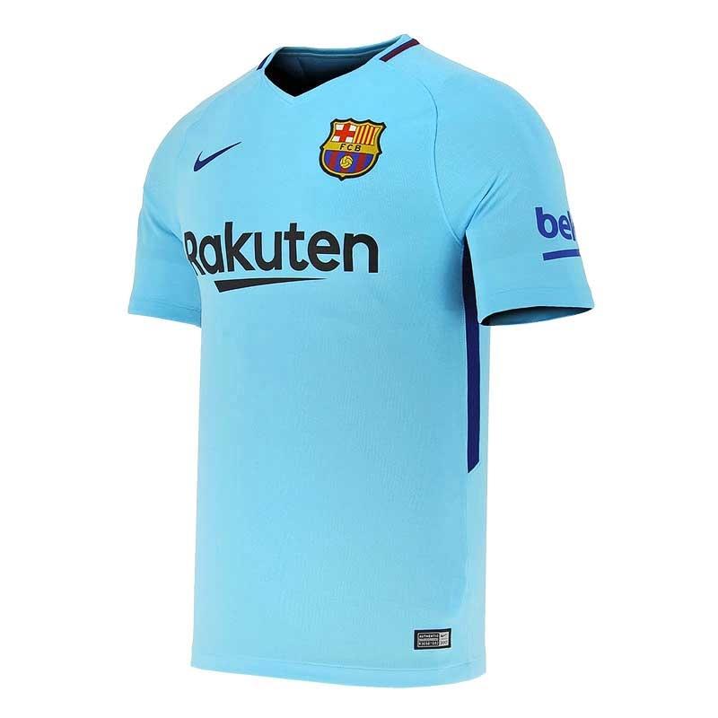 5230e920a07f6 Camiseta oficial adulto 2ª equipación F.C.Barcelona 2017-18.