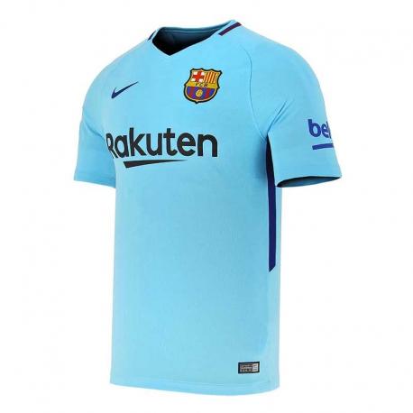 low priced 9adb1 49765 F.C.Barcelona Kids Away Shirt 2017-18.