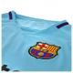 Camiseta oficial niño 2ª equipación F.C.Barcelona 2017-18.