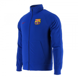 F.C.Barcelona Adult Jacket 2017-18.