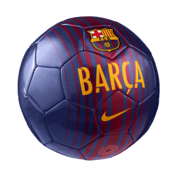 Mini-Ballon F.C.Barcelona 2017-2018.