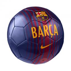 Minibalón de fútbol F.C.Barcelona 2017-2018.