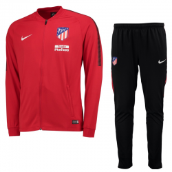 Chandal adulto Atlético de Madrid 2017-18.