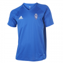 Camiseta de entrenamiento adulto Real Zaragoza 2017-18.