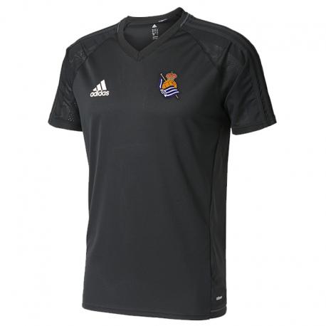 T-Shirt Real Sociedad Entraînement 2017-18.
