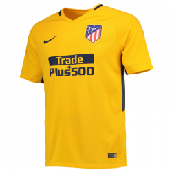 Atlético de Madrid Away Shirt 2017-18.