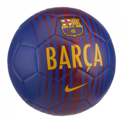 F.C.Barcelona Football 2017-2018.
