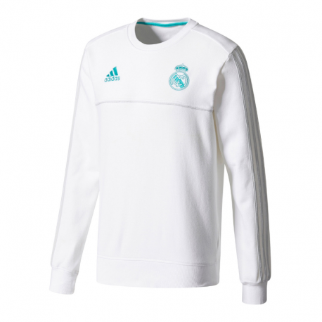 Sweat d'entraînement Real Madrid 2017-18.