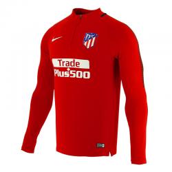 Sudadera de entrenamiento Atlético de Madrid 2017-18.