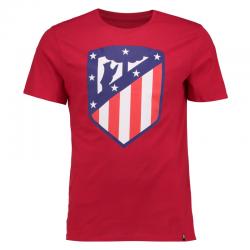 Camiseta algodón adulto Atlético de Madrid 2017-18.