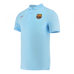 F.C. Barcelona Training Polo 2017-18.