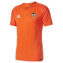 Valencia C.F. Adult Training Shirt 2017-18.