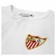 Camiseta algodón adulto Sevilla F.C. 2017-18.