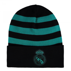 Gorro de lana del Real Madrid 2017-18.