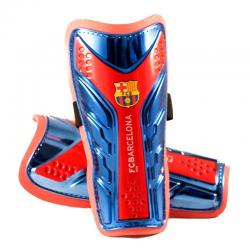 Espinillera con protección del F.C.Barcelona.