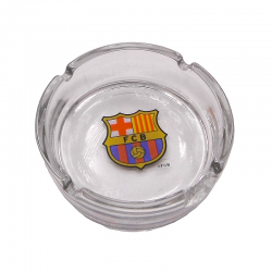 F.C.Barcelona Small Ashtray.