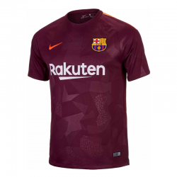 F.C.Barcelona Away Shirt 2017-18.