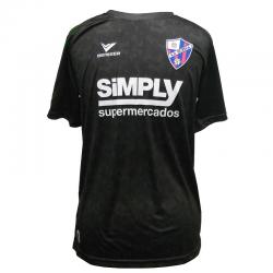 Camiseta oficial adulto 3ª equipación S.D. Huesca 2017-18.