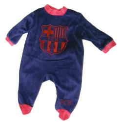 F.C.Barcelona babygrow.