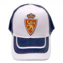 Gorra del Real Zaragoza.