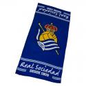 Real Sociedad Beach towel.