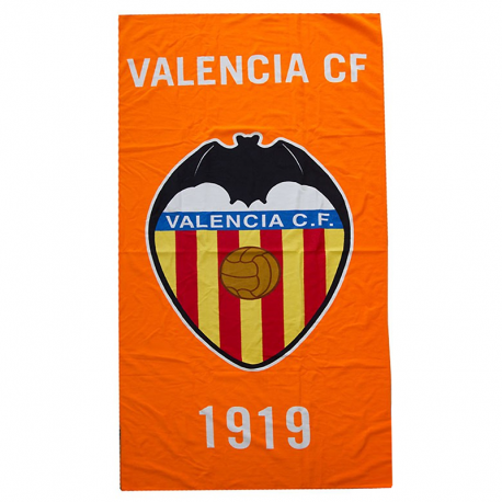 Valencia C.F. Beach towel.