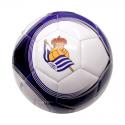 Balón de la Real Sociedad.