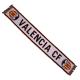 Valencia C.F. Scarf loom.