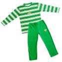 Pijama de adulto de manga larga del Real Betis.