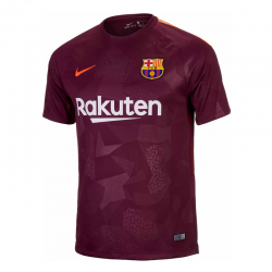 F.C.Barcelona Kids Away Shirt 2017-18.