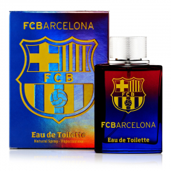 F.C.Barcelona Eau de Cologne.
