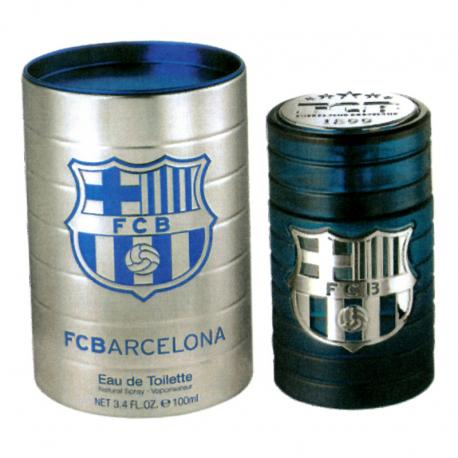 Agua de colonia premium del F.C.Barcelona.