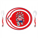 Atlético de Madrid Infant 3 piece Tableware.