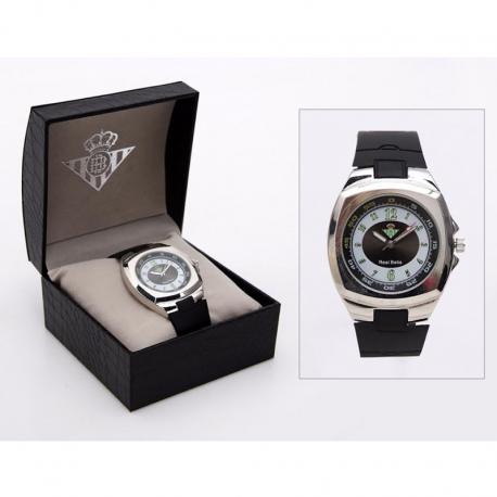 Reloj pulsera caballero del Real Betis.