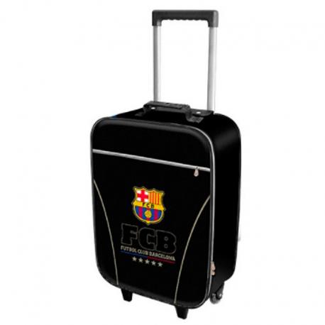 Maleta de viaje del F.C.Barcelona.