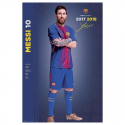 F.C.Barcelona Poster Messi.