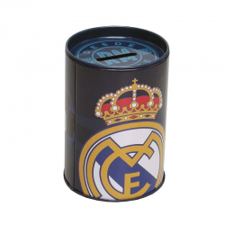 Hucha cubilete del Real Madrid.