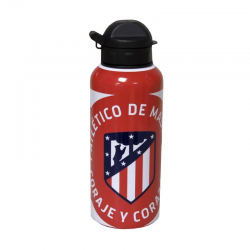 Atlético de Madrid Metal bottle.