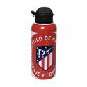 Botella metálica del Atlético de Madrid.