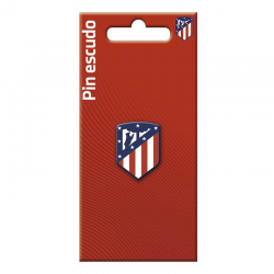 Pin Atlético de Madrid.