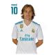 Carte postale Modric Real Madrid.