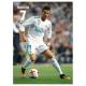 Carte postale Ronaldo Real Madrid.