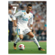 Poster de Ronaldo del Real Madrid.