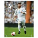 Poster de Sergio Ramos del Real Madrid.