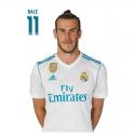 Real Madrid Postal Bale.